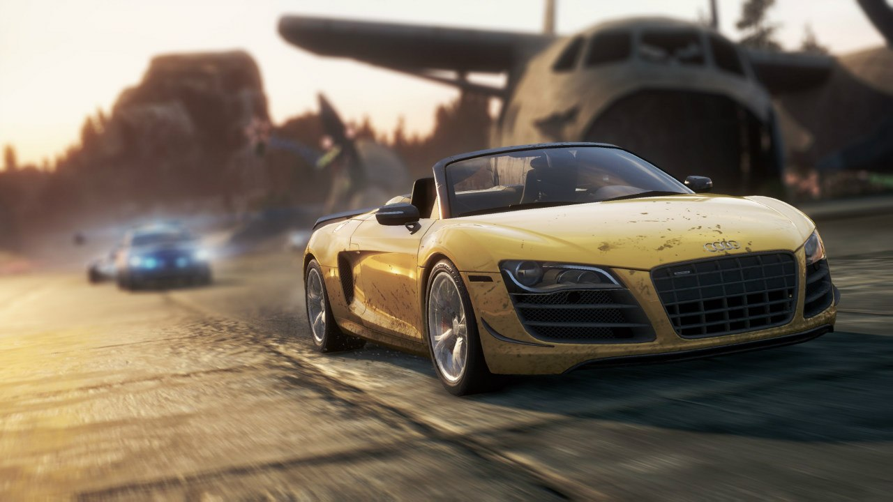 Кряк Need For Speed Most Wanted 2012